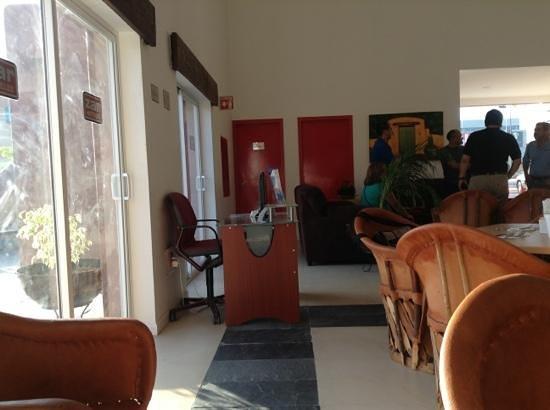 Hotel Zar La Paz: el comedor