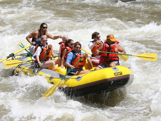 Whitewater Rafting, LLC : Level 3