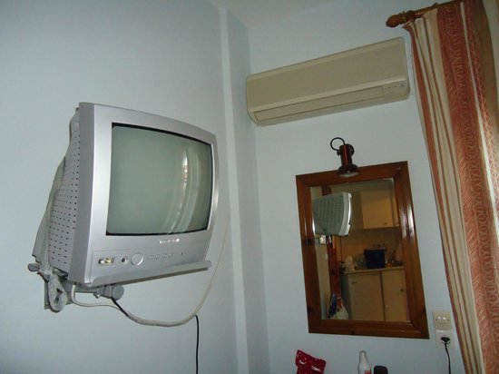 Hotel Castello Beach : Tv