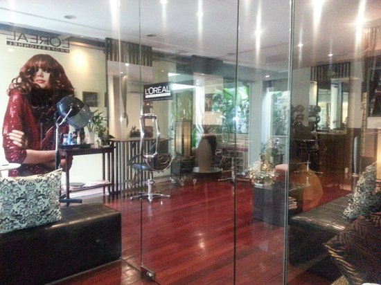 Peak Spa: The Hair Salon