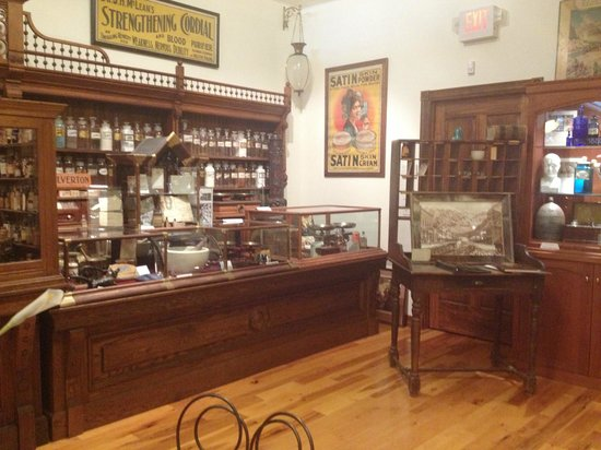 Ouray Alchemist Museum: Inside the museum