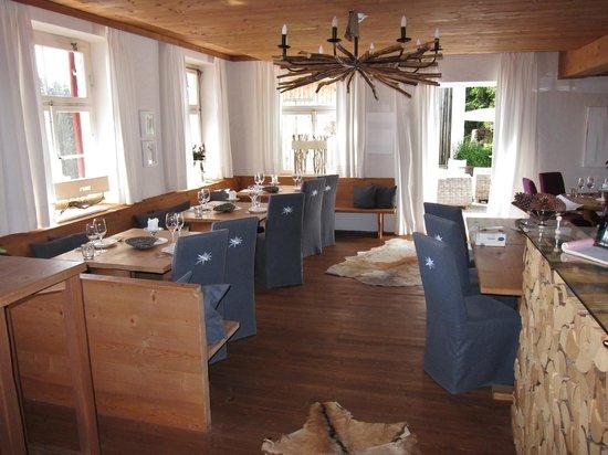Alpengasthaus Edelweiss: Hausgastrestaurant
