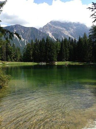 Lago Pianozes: pianozes Cortina