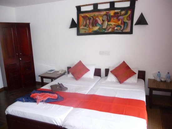 Hotel Orient Bandarawela: La nostra stanza