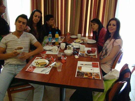 Ramada Jerusalem: Restaurante - Café da Manhã