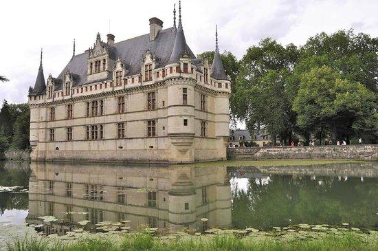 Indre-et-Loire, Francia: Le château d'Azay-le-Rideau