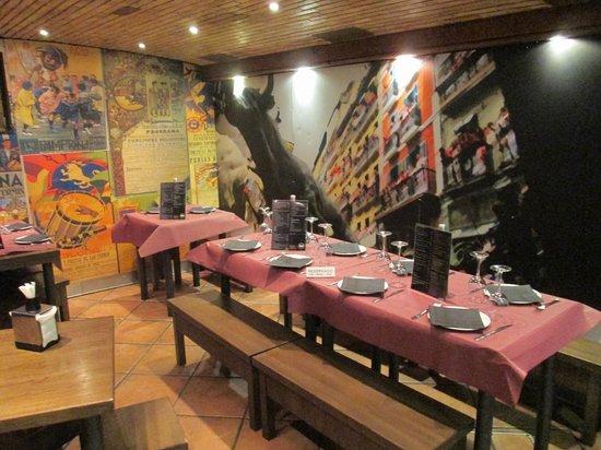 Bodegon Sarria: locale