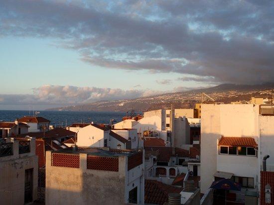 Puerto Azul Hotel: vista dalla terrazza