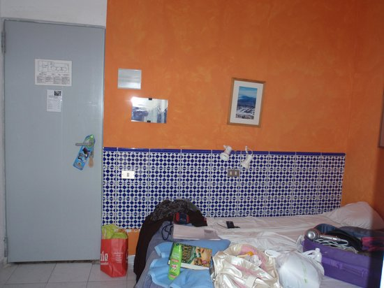 Puerto Azul Hotel: camera
