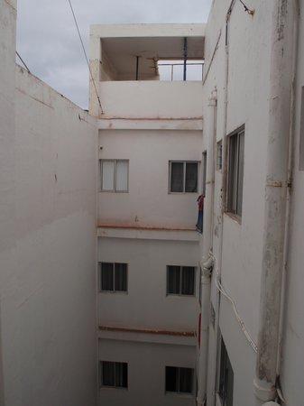 Puerto Azul Hotel: vista dalla camera