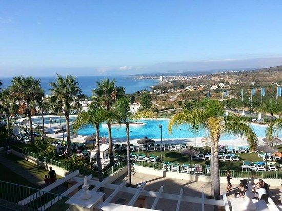 Pierre & Vacances Village Club Terrazas Costa del Sol: La vue de la reception