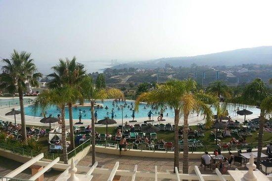 Pierre & Vacances Village Club Terrazas Costa del Sol: La piscine et les animateurs