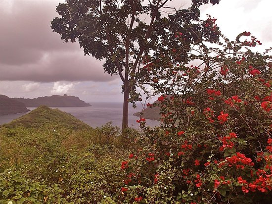 Keikahanui Nuku Hiva Pearl Lodge : Ausflug nach Anaho