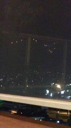 Fujinomiya Green Hotel: que vista linda aqui do terraço