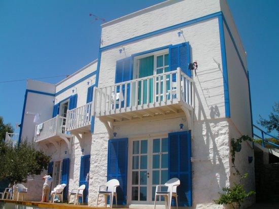 Mavi Beyaz Hotel: otel