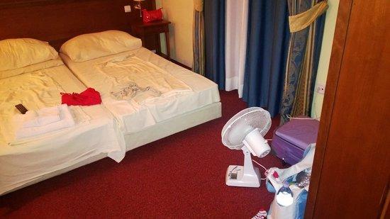 Hotel Louis Leger : il ventilatore