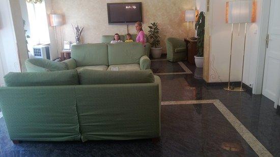 Hotel Louis Leger: la hall