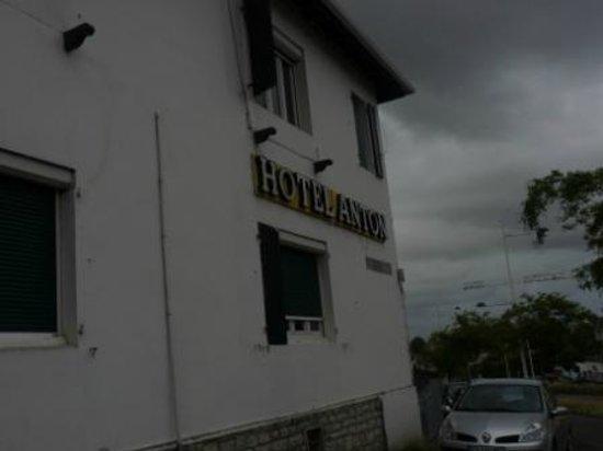 Hotel Amatcho Anton : Exterieur