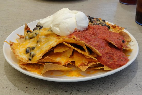 Gorge Bar and Grill: Loaded Nachos