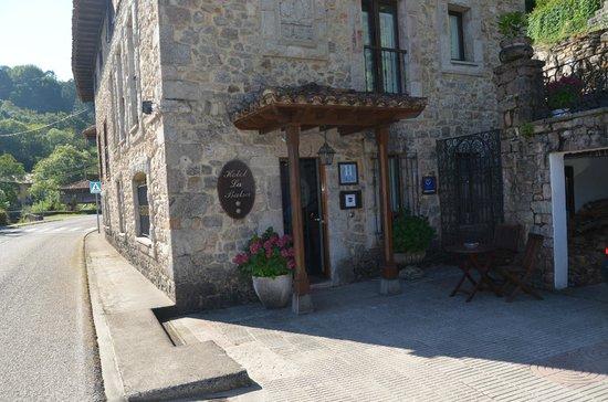Hotel La Balsa: ENTRADA
