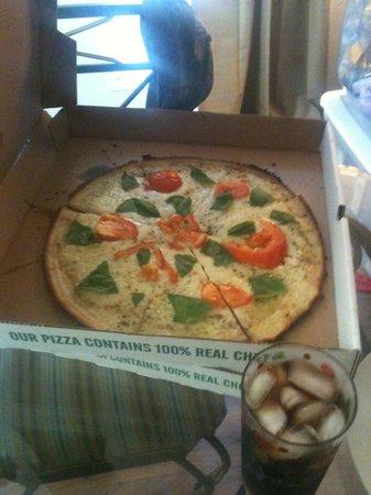 Brewster's Pizza: Margherita Pizza - Gluten Free
