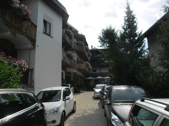 AktivHotel Veronika: hotel devant