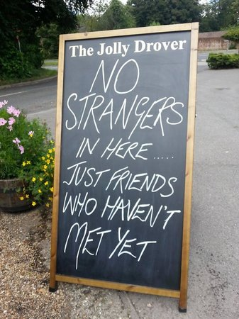 The Jolly Drover: ;)