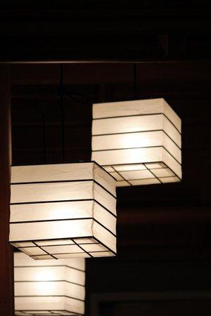 Kabuki Japanese Restaurant: Lights