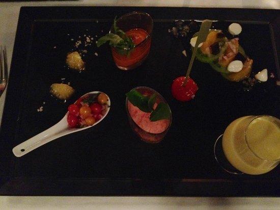 Muse Hotel: pomodori