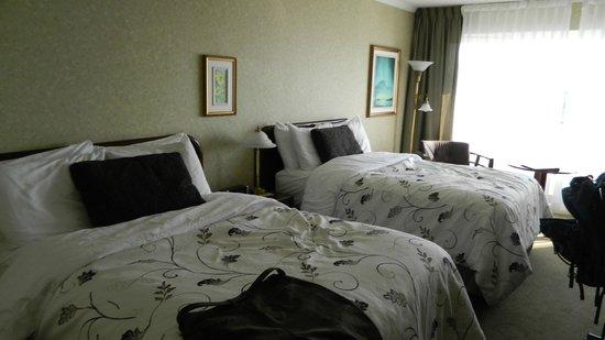 Hotel Rimouski : chambre standard double