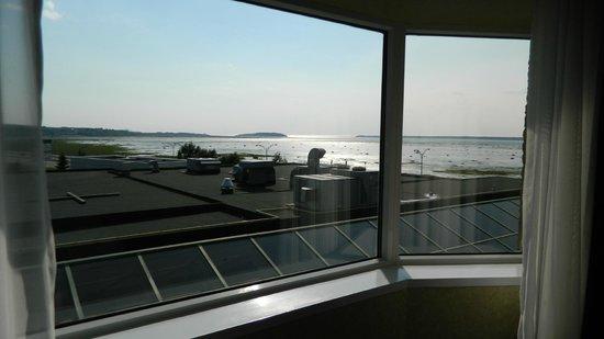 Hotel Rimouski : vue de la chambre