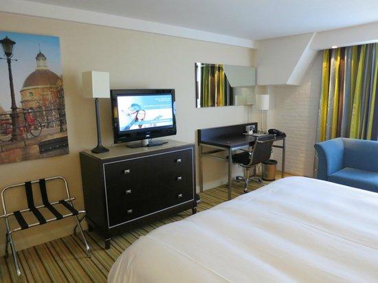 Renaissance Amsterdam Hotel: Bedroom