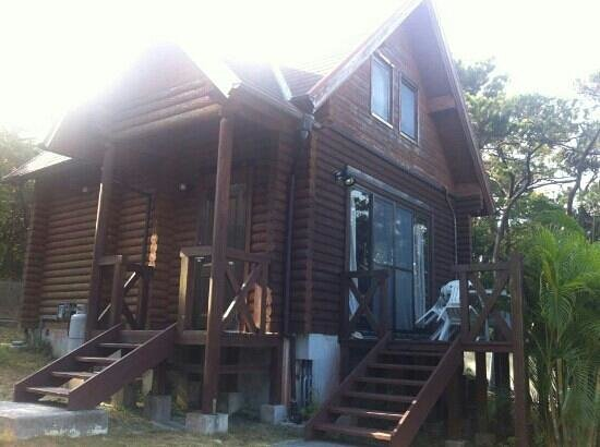 Tokashiki Guesthouse: viwe from outside
