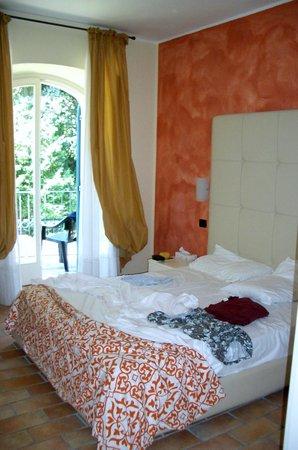 Residenza Eden: Das gemütliche Schlafzimmer