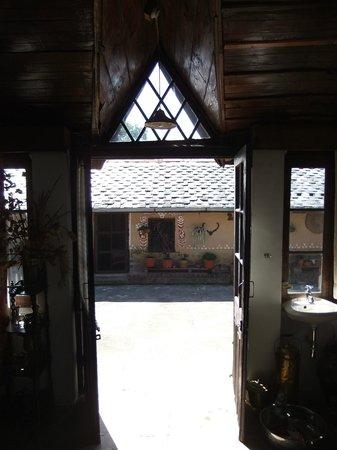 Darang Tea Estate: beautiful house