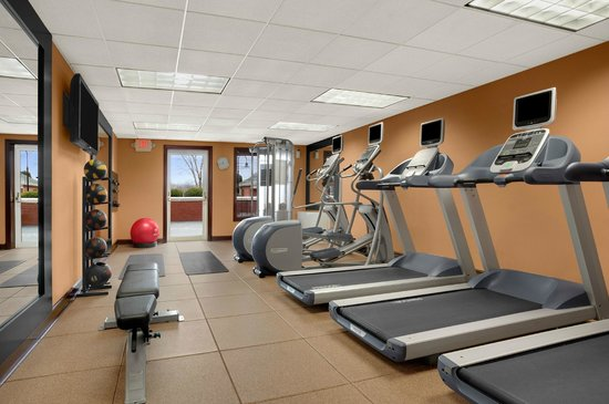 Homewood Suites by Hilton Wilmington - Brandywine Valley: Stay in shape at our 24 hour fitness center
