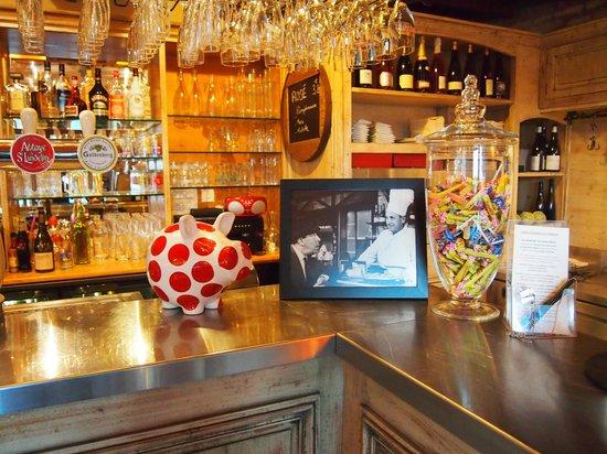 Les Dames de la Loire : le bar