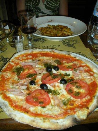 """Osteria Il Gatto E la Volpe: Pizza & Pasta """"Gatto e Volpe"""""""