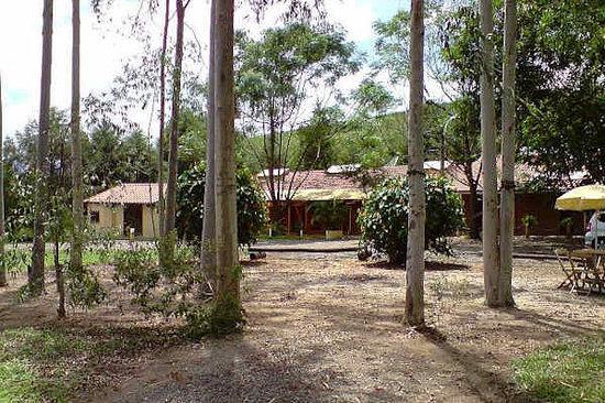 A 5 minutos do centro de Conservatória. - Foto de Hotel Fazenda Araris,  Conservatória - Tripadvisor