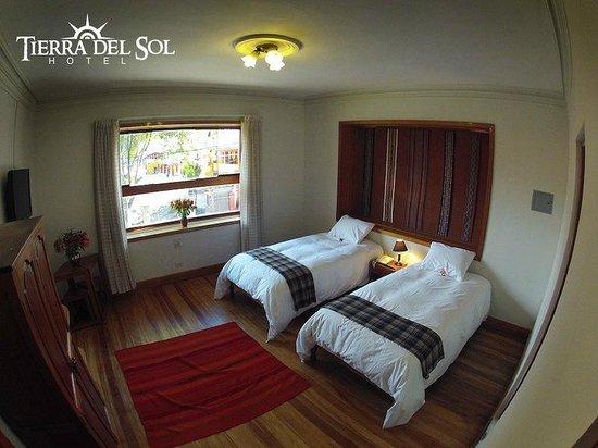 Tierra del Sol Hotel: Habitación doble