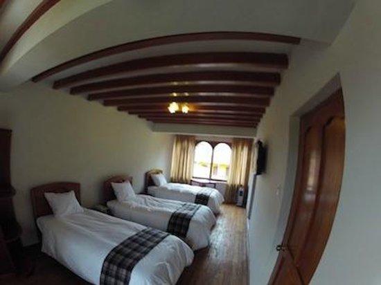 Tierra del Sol Hotel: Triple