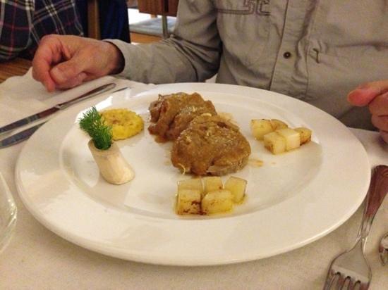 La Sosta Restaurant: ossobuco