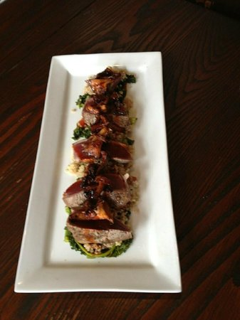 Goodfish Grill: Bluefin tuna