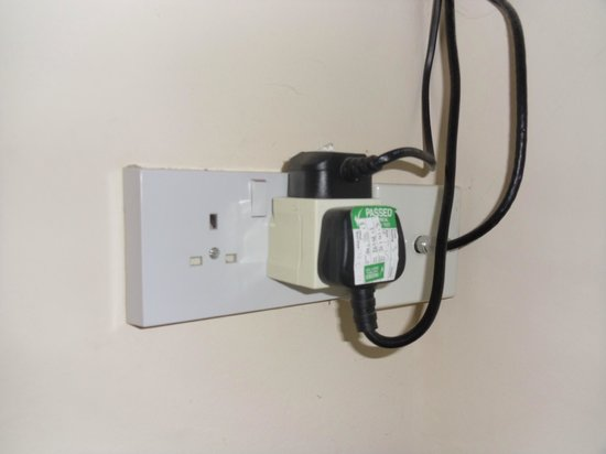 Mansion House Scarborough: use of adapters