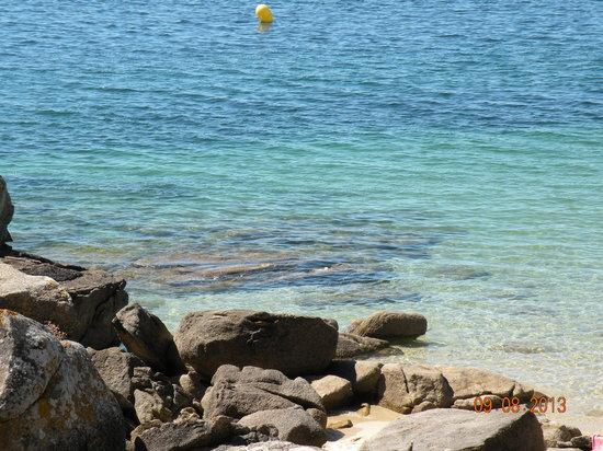 Playa Area das Pipas: Praia As Pipas