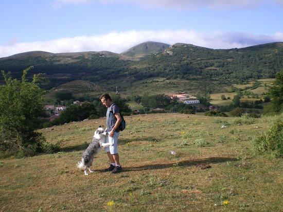 Posada Rural Ochohermanas: Disfrutando del paisaje
