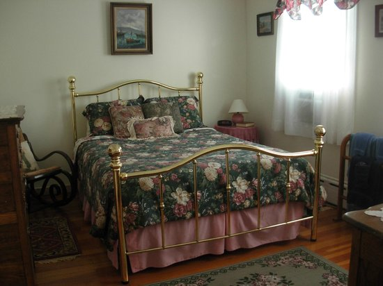 Historic Hill Inn: Apt/Suite Bedroom