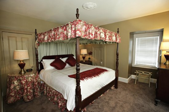 Mansion Inn: Windsor Suite