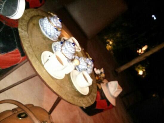 Crepes & Co. Hua Hin Restaurant : tea