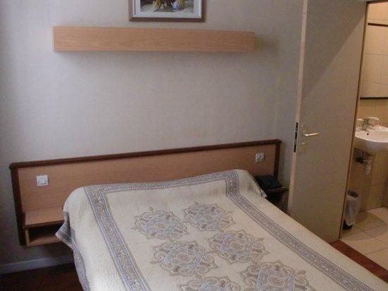 Hotel Liege Strasbourg : CAMERA INTERNA